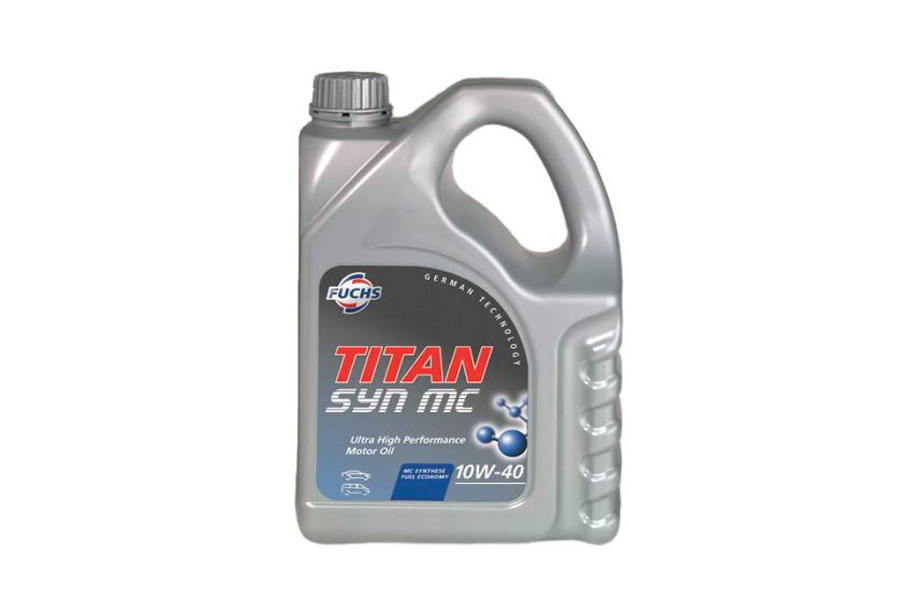 TITAN Huile moteur 10W-40, 5I