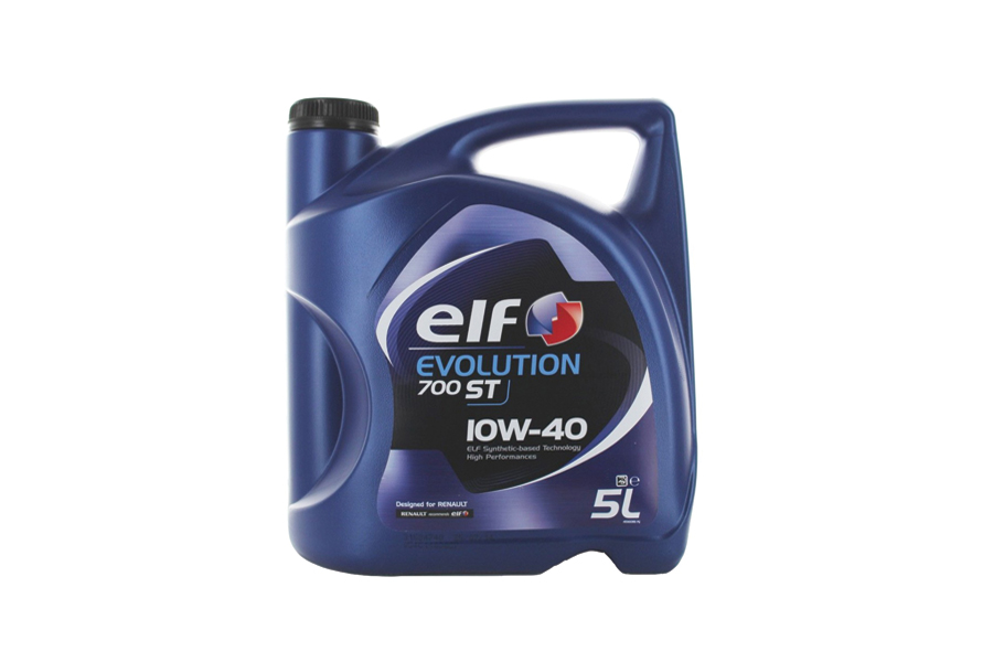 ELF Huile moteur 10W-40, 5I