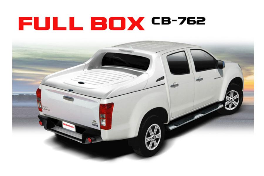 FULL BOX ISUZU DMAX 2013 CARRYBOY TH CB762-IRD