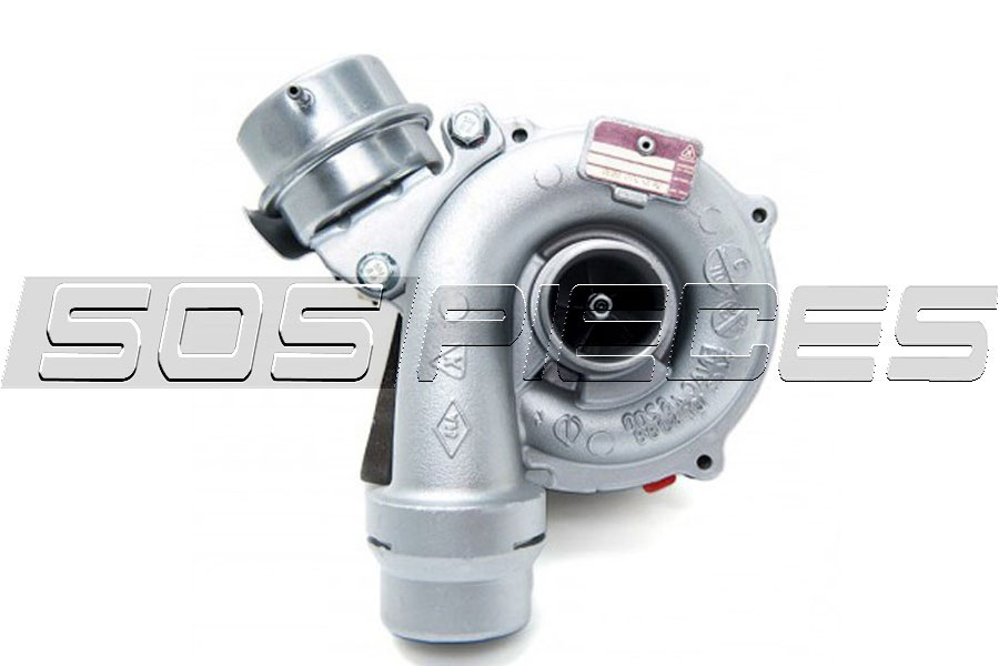 TURBO-COMPRESSEUR, SURALIMENTATION TH : 14411-00Q0F
